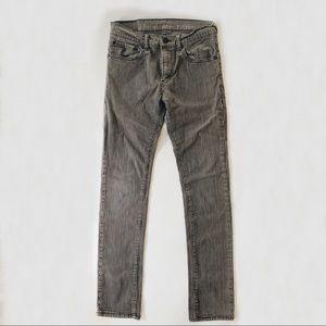 Levi's Two Horse Brand Jeans Super Skinny 510 28